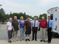 Fairhaven Van Dedication 2012